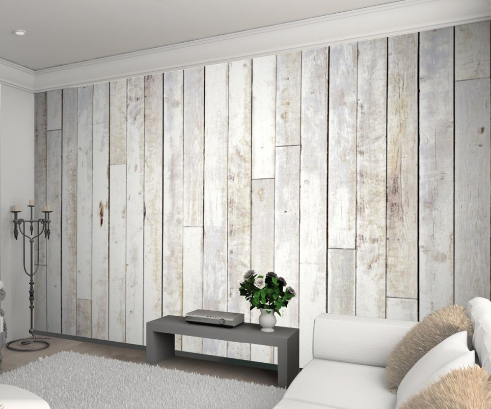 Trä som ett dekorativt inslag