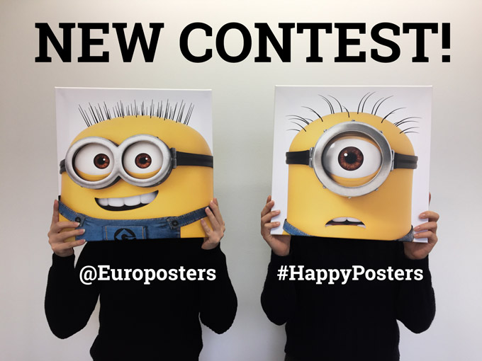 Tävling: Dela din glädje med hela världen!