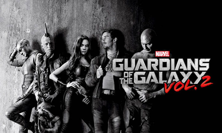 Filmrecension: Guardians of the Galaxy Vol. 2
