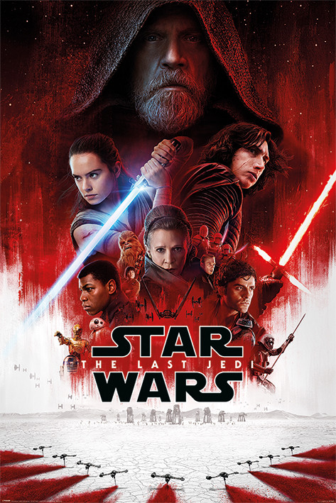 Filmrecension: Star Wars VIII: The Last Jedi