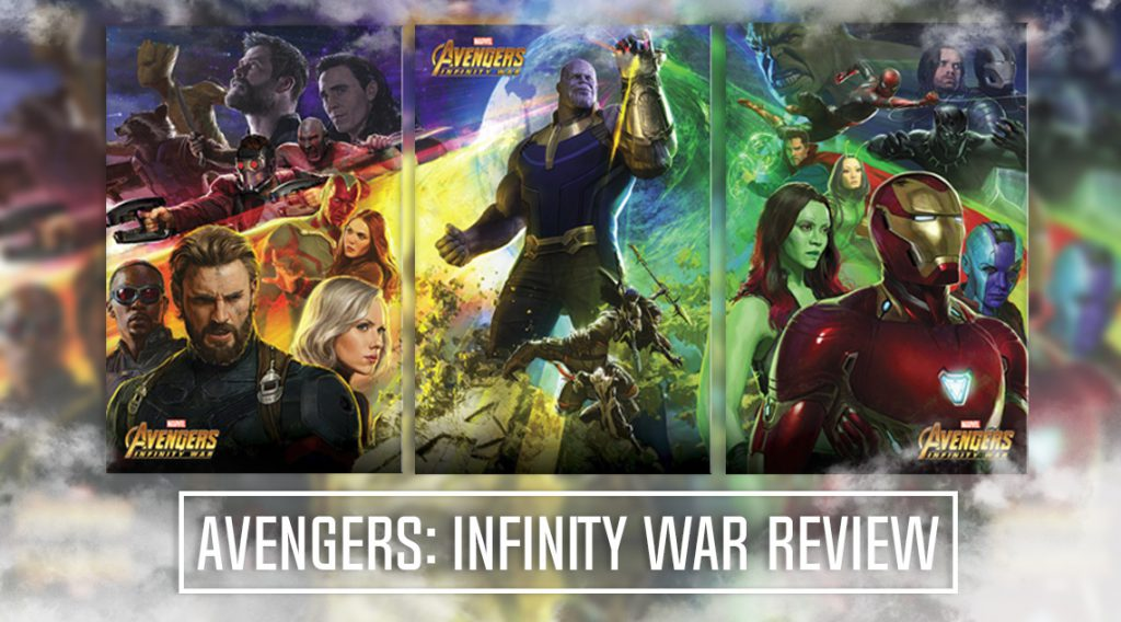 Filmrecension: Avengers: Infinity War