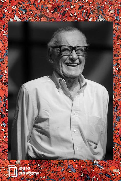 5 fakta om Stan Lee´s superhjälte liv