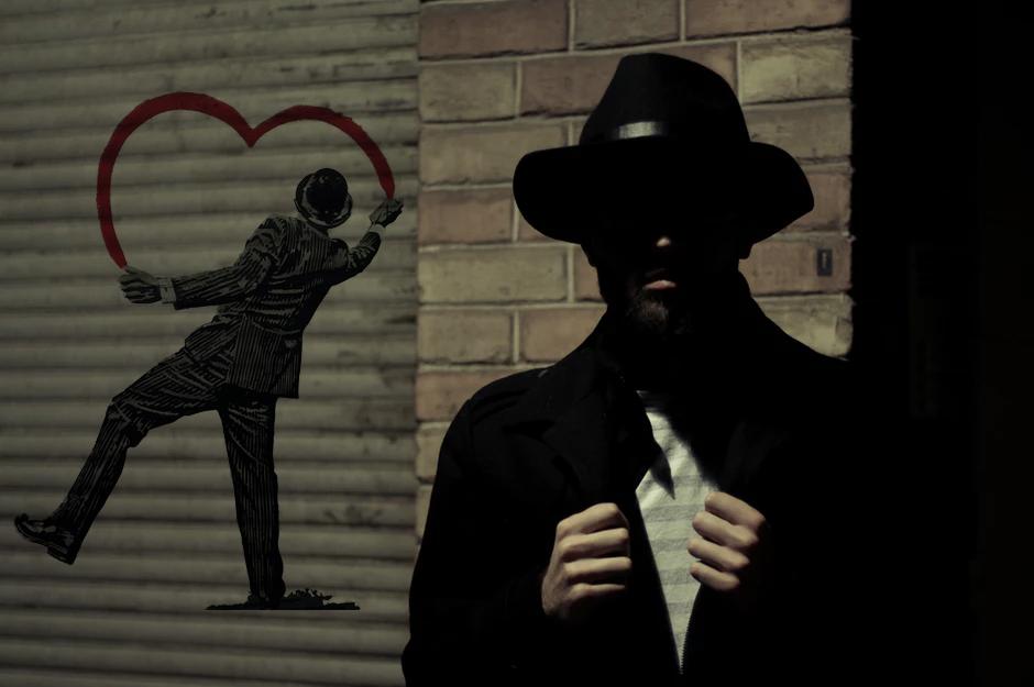 Inspiration: Gatukonst i inredningen