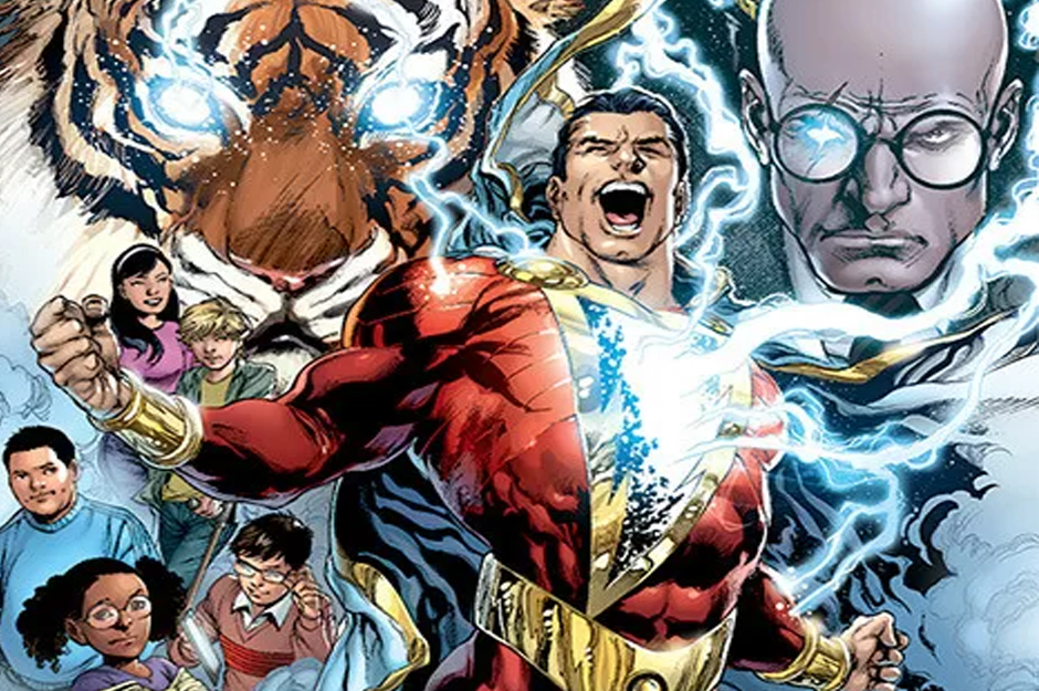 Filmrecension: Shazam!