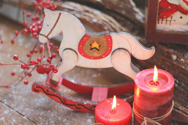 Inspirace: Vánoční dekorace