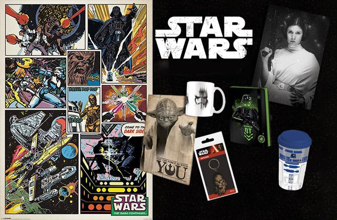 Pět faktů o: Filmech Star Wars