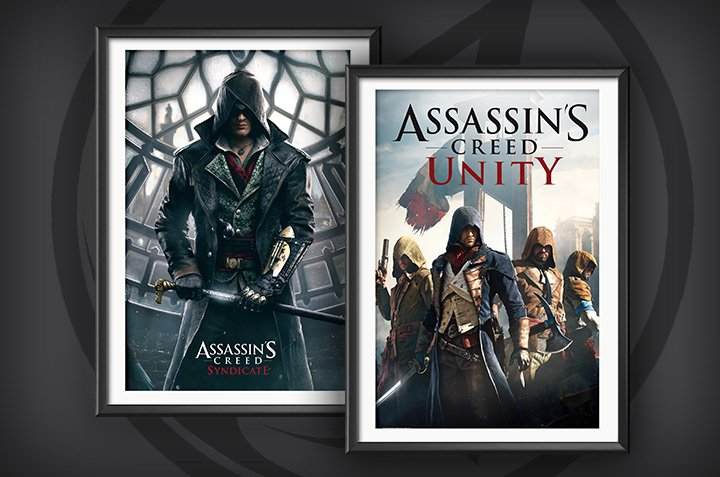 Top 5 Assassins z Assassin's Creed