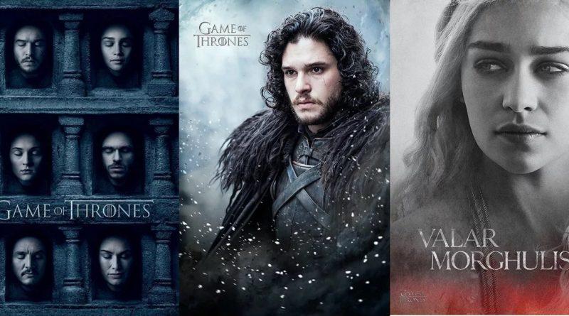 Nová soutěž o plakáty Hry o trůny (Game of Thrones)