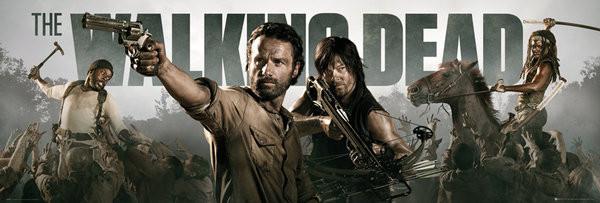 Soutěž – The Walking Dead