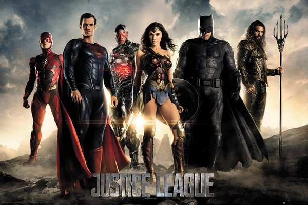 Critique de film: Justice League, on en attendait plus!