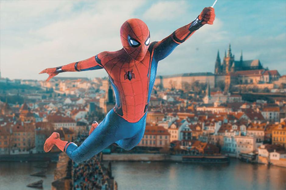Recenze: Spider- Man: Daleko od domova