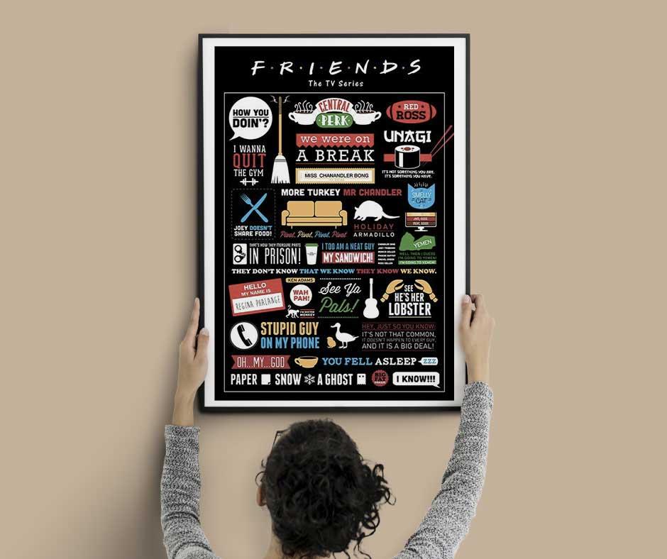 Tohle jste o seriálu Přátelé určitě nevěděli!