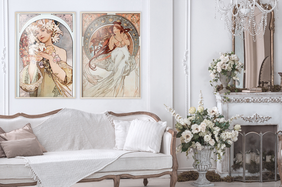 Tradiční styl: Pro milovníky klasického umění
