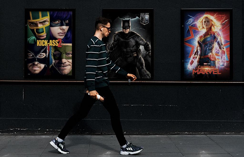 TOP 10 komiksových filmů